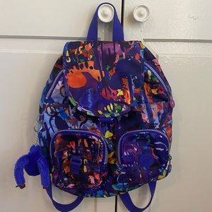 Kipling- Small lovebug backpack